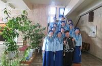 Фестиваль ветеранских хоров «С песней по жизни»