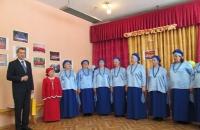 Юбилей, 5 лет хоровой группы «Михайловские черёмушки»
